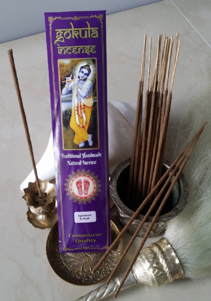 Agarwood & Musk Incense Sticks - 20 grams